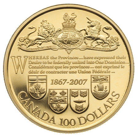 """Dominion of Canada"" Coin Design for The Royal Canadian Mint"